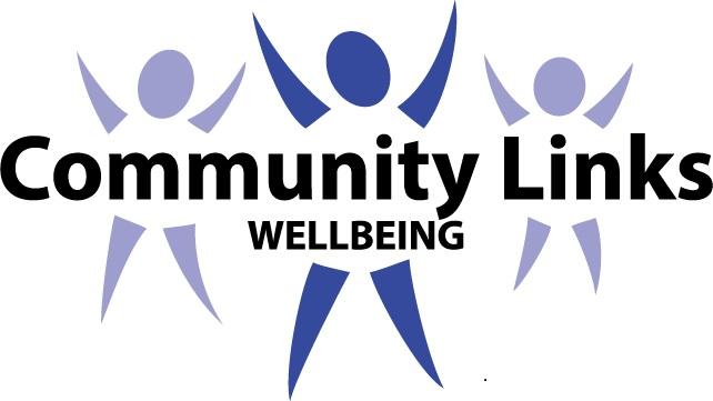 Community Links Wellbeing Logo